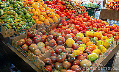 Tomato colors 2