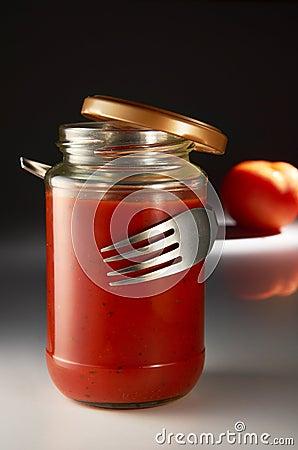 Tomato Flavor Spaghetti Sauce