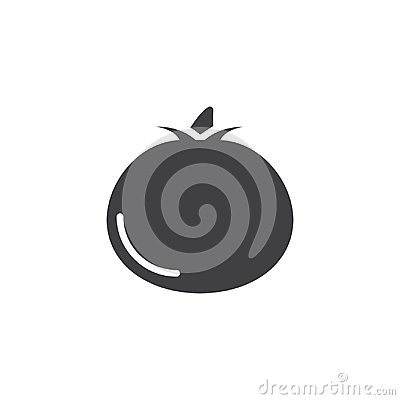 Free Tomato Icon Vector Stock Photo - 100044110