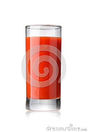 Free Tomato Juice Royalty Free Stock Photos - 44882948
