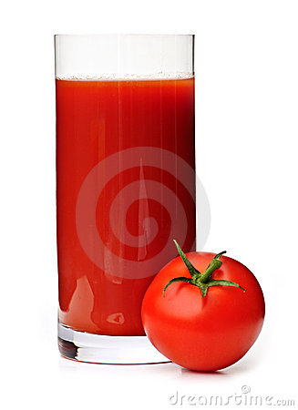 Free Tomato Juice In Glass Stock Photography - 11567132