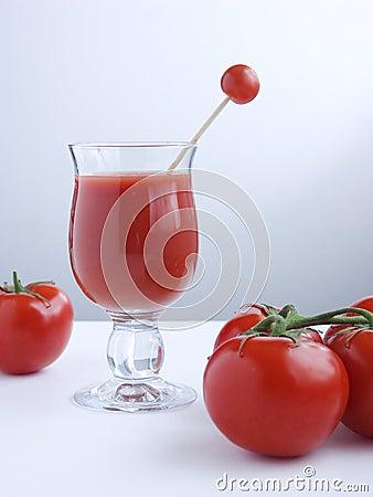 Tomato juice IX