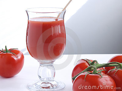 Tomato juice X
