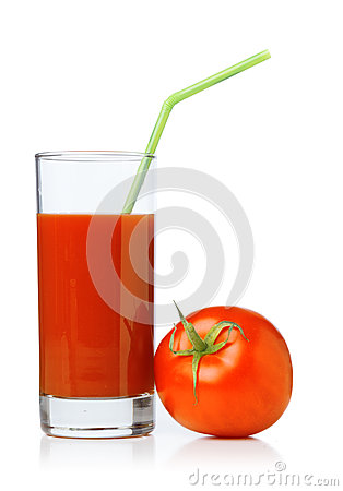 Tomato Juices Stock Photo - Image: 25735320