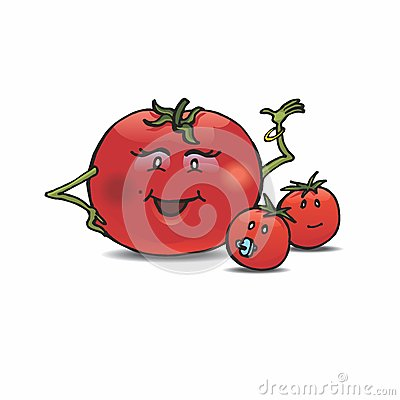 Tomato mom