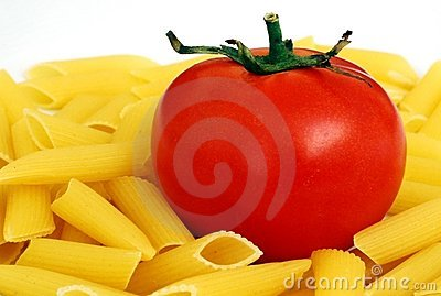 Tomato and Penne