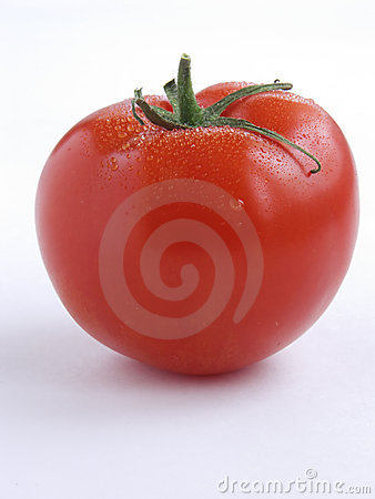 Tomato portrait I