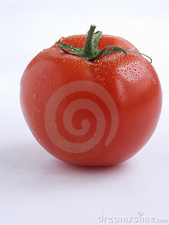 Tomato portrait II