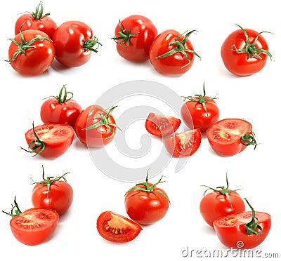 Free Tomato Sampler Royalty Free Stock Photos - 7170778