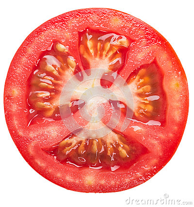 Free Tomato Slice Stock Images - 40709044