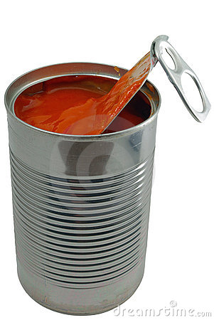 Tomato Soup in a Can