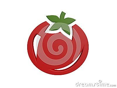 Tomato symbol