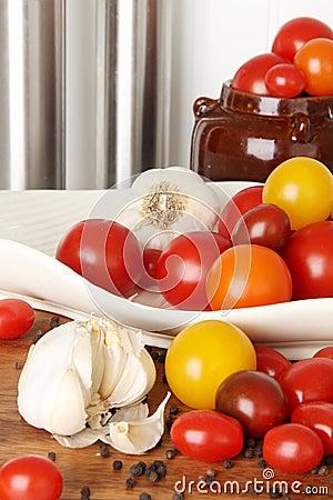 Tomato variety