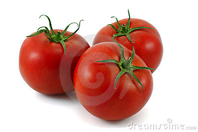 Tomatoes .
