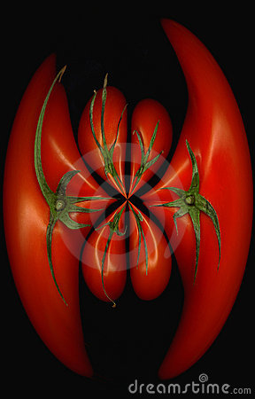 Tomatoes distortion