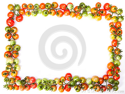 Tomatoes frame