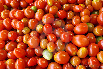 Tomatoes texture