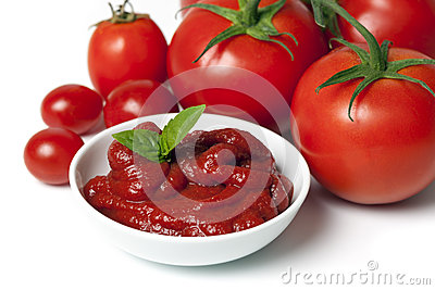 Tomatoes and Tomato Puree