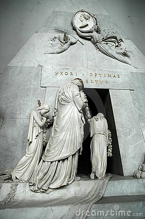 Tomb of Archduchess Maria #01