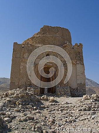 Tomb of Bibi Miriam , Oman