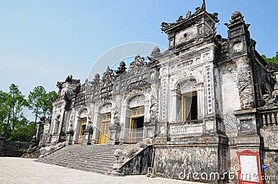 Tomb of Emperor Khai Dinh