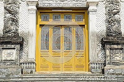 Tomb of Emperor Khai Dinh, Hue
