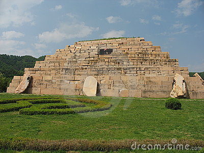 Tomb of General, Ancient Koguryo Kingdom