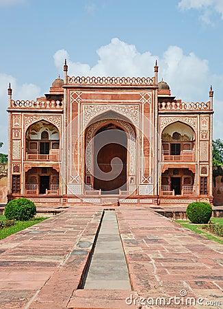 Tomb of I timād-ud-Daulah