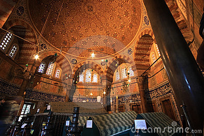 Tomb of Magnificient Suleiman
