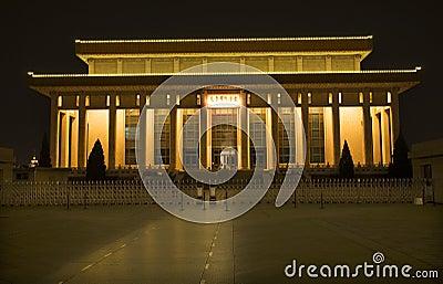 Tomb of Mao Zedong