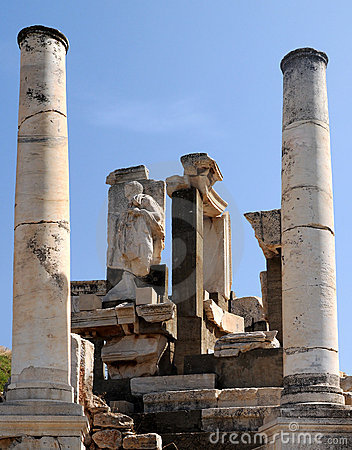 Tomb of Memmius in Ephesus