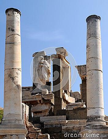 Tomb of Memmius in Ephesus