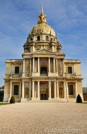 Free Tomb Of Napoleon, Paris Royalty Free Stock Photography - 20765037