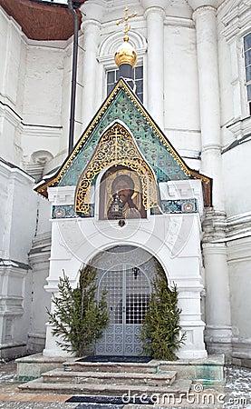 Tomb of princes Romanovs