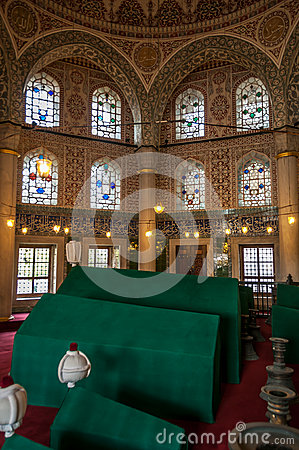 Tomb of Sultan Mehmet III