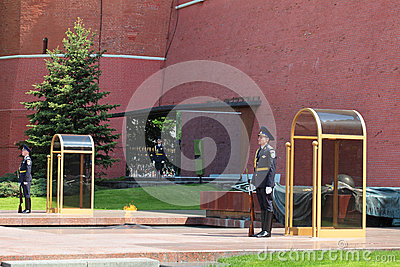 Tomb of the Unknown Soldier Editorial Photography