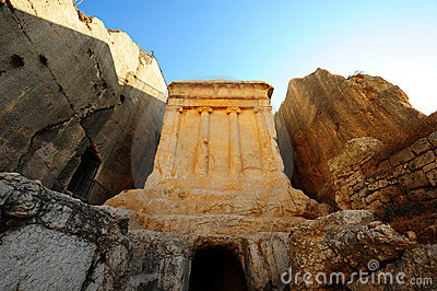 The Tomb Of Zechariah