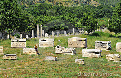Tombs from Ephesus