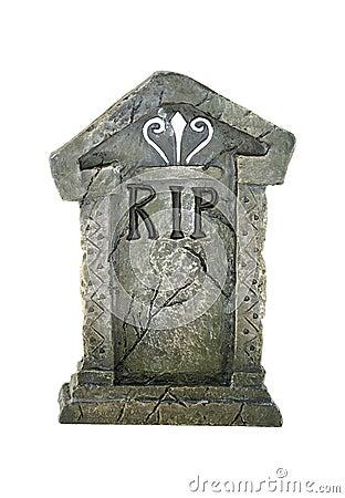 Free Tombstone Royalty Free Stock Photo - 1267445