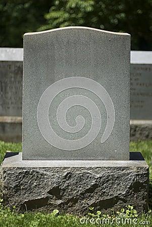 Free Tombstone 2 Stock Photo - 5302280