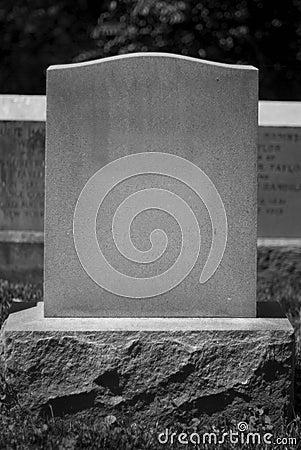 Free Tombstone 2 Royalty Free Stock Photo - 5302285