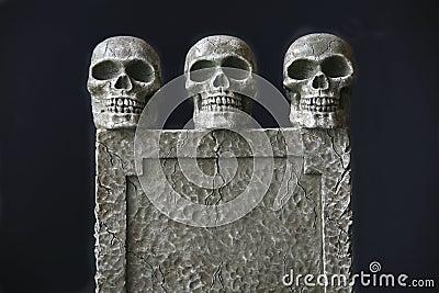 Tombstone Trio