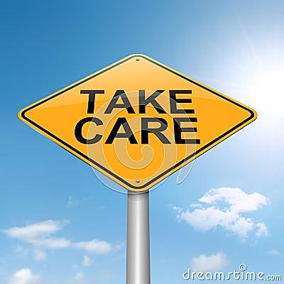 Tome el concepto del cuidado.