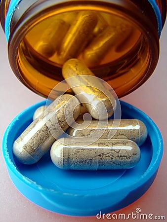 Tome um comprimido