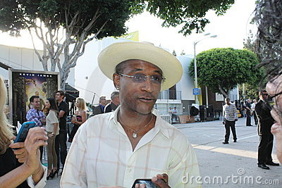 Tommy Davidson Editorial Stock Photo