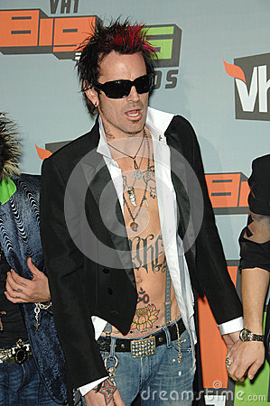 Tommy Lee Editorial Stock Image