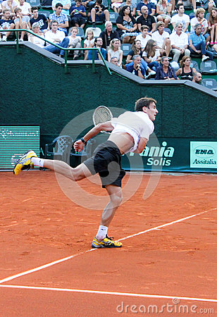 Tommy Robredo Editorial Photo