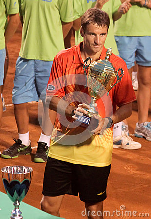Tommy Robredo Editorial Image