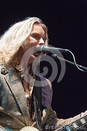 Tommy Shaw Editorial Image