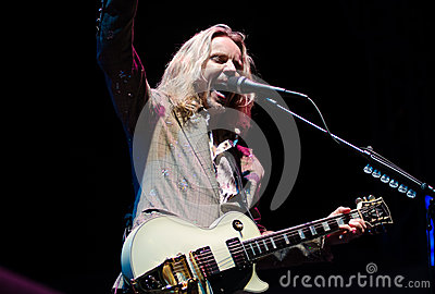 Tommy Shaw Editorial Photo